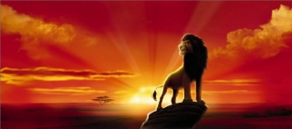FOTOTAPETA The Lion King 1-418/73x202cm
